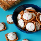 Baseball Party Food Idea