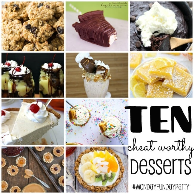 Cheat Worthy Desserts