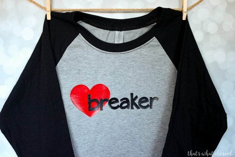 Child's Valentine Shirt - Heartbreaker