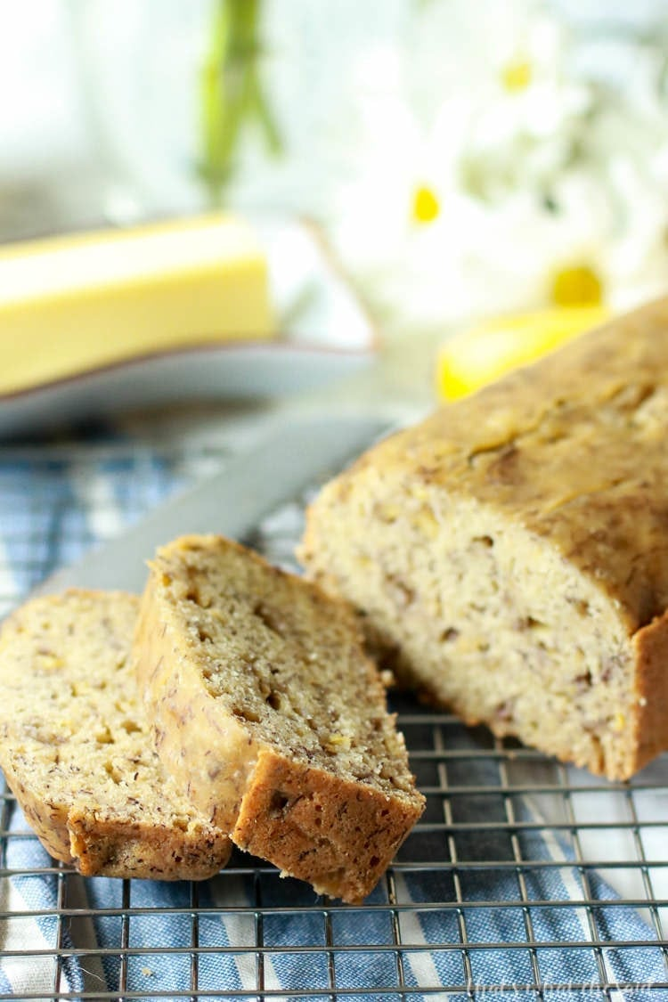 Instant Pot Banana Bread That S What Che Said