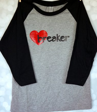 Heartbreaker Boy's Valentine's Day Shirt