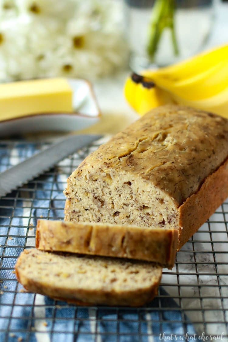 How to Make Banana Bread in an Instant Pot