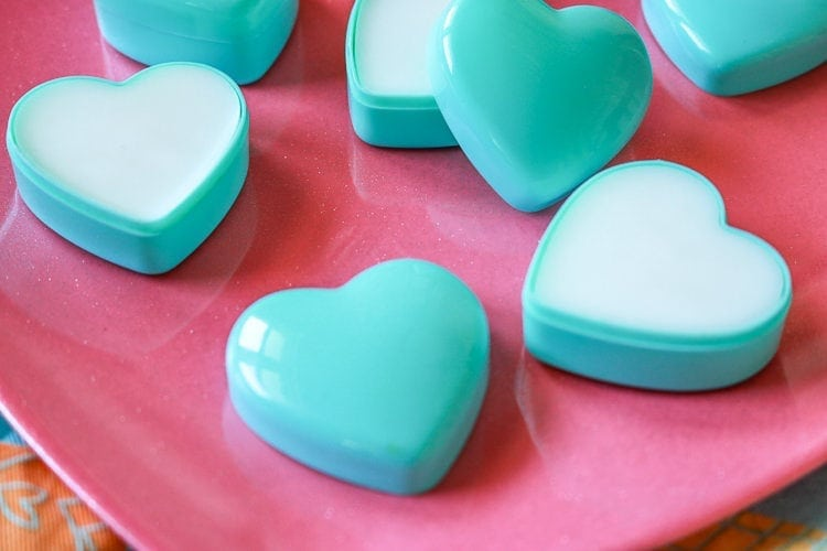 Natural Lotion Bars Perfect for Valentine's Day