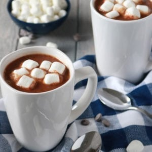Stove Top Hot Chocolate Recipe