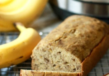 The Best Instant Pot Banana Bread