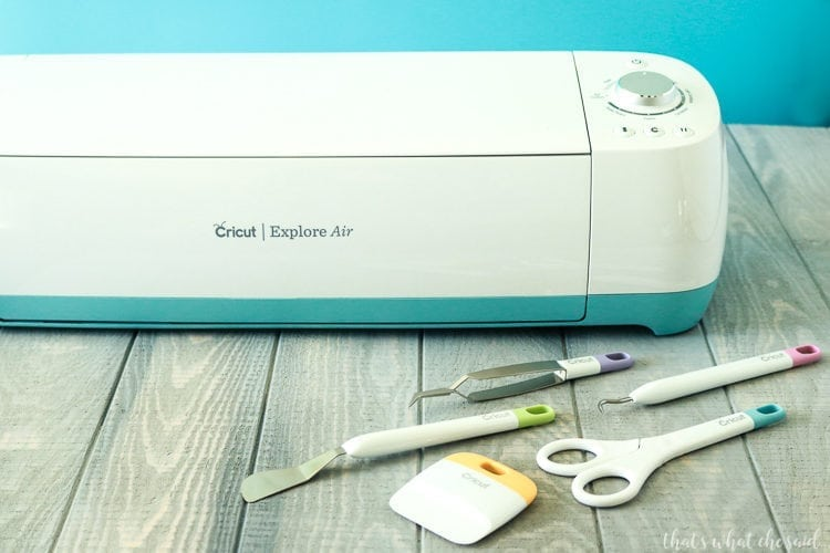 Cricut Explore Air Cutting Machine