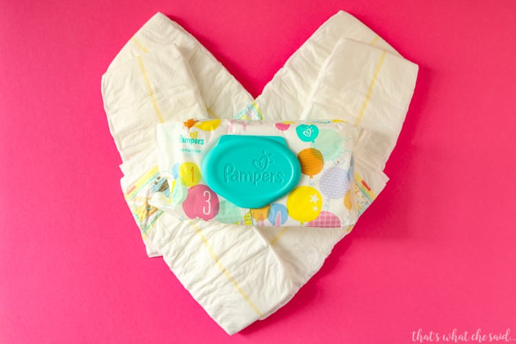 Donate Diapers as a great ROAK Idea