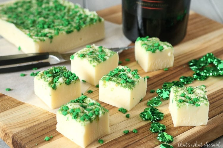 Baileys Irish Cream Fudge Recipe
