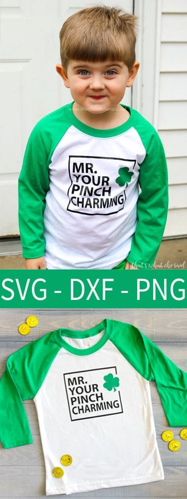 Boy's St. Patrick's Day Shirt