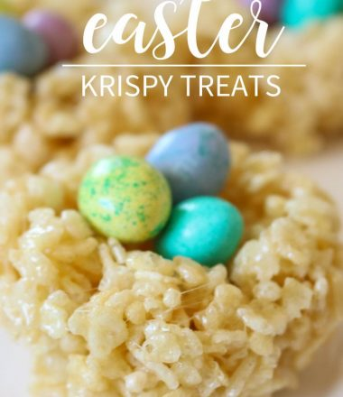 Easter Krispie Treats