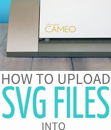 How to Upload SVG's + other files Using Cricut Silhouette Studio
