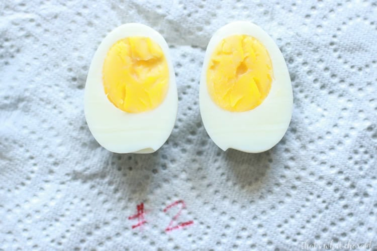 Best cook times for instant pot hard boiled eggs