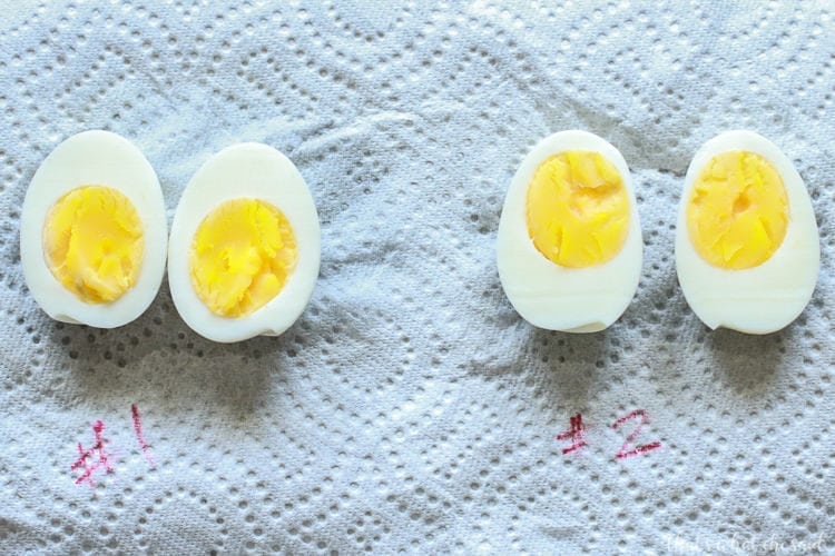 Which Cook Method do I use for Hard Boiled Eggs in an Instant Pot