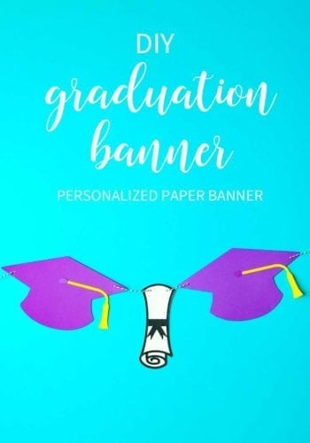 How to Make a Paper Graduation Banner