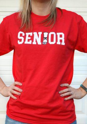senior t shirt design