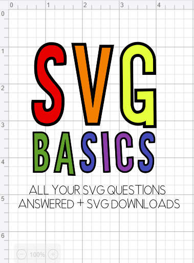 SVG Basics Answered