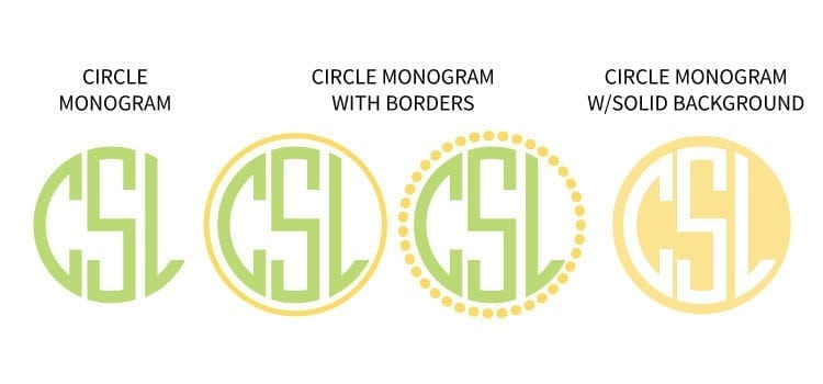 the best 30 free monogram fonts that s what che said