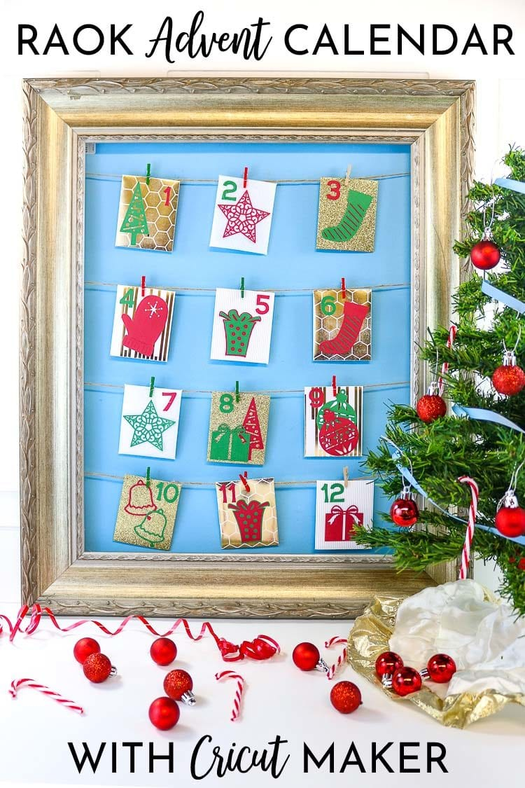 Random Acts Of Kindness Advent Calendar That S What Che