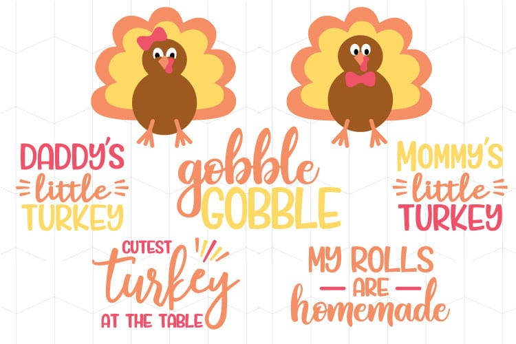361+ This Little Turkey Is So Loved Svg Amazing SVG File