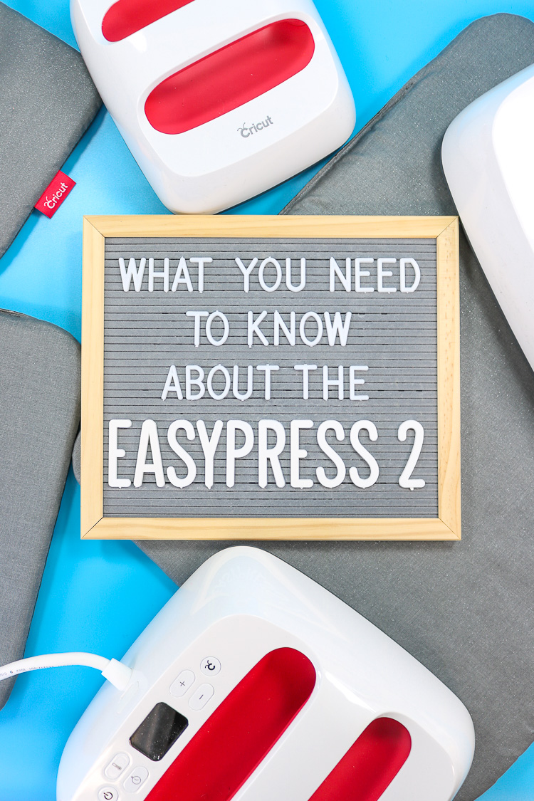 c7afadcfe603 Cricut EasyPress 2 - Everything You Need to Know