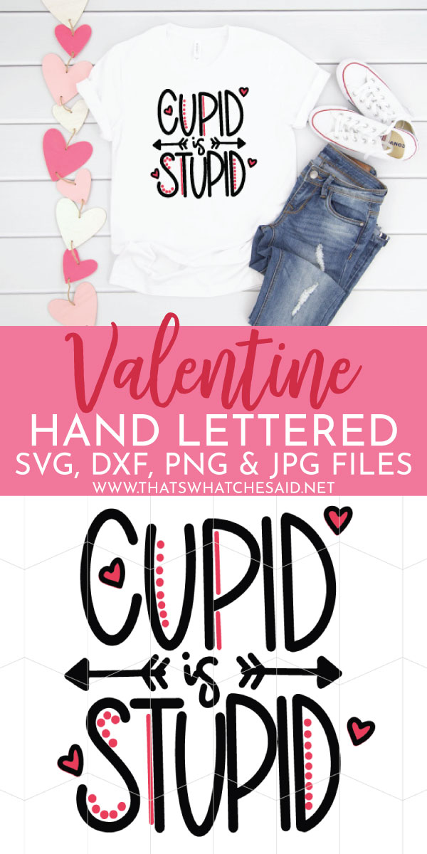 Valentine SVG File