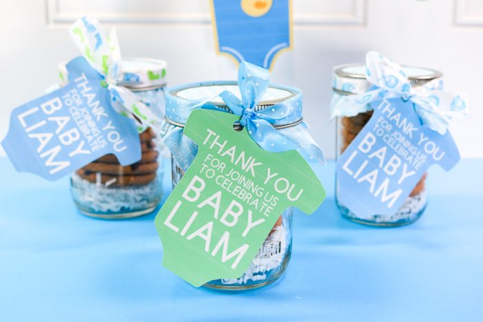Diy Baby Shower Favor Cricut Print Then Cut That S What