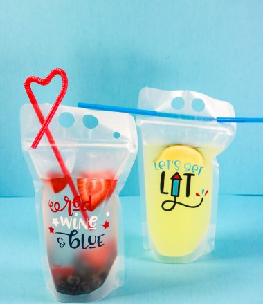 Adult Drink pouches