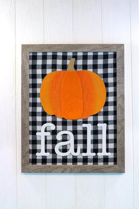 Layered Pumpkin