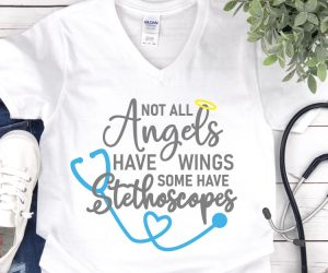 Angels & Stethoscopes