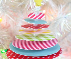 Circle Stacking Tree Ornament